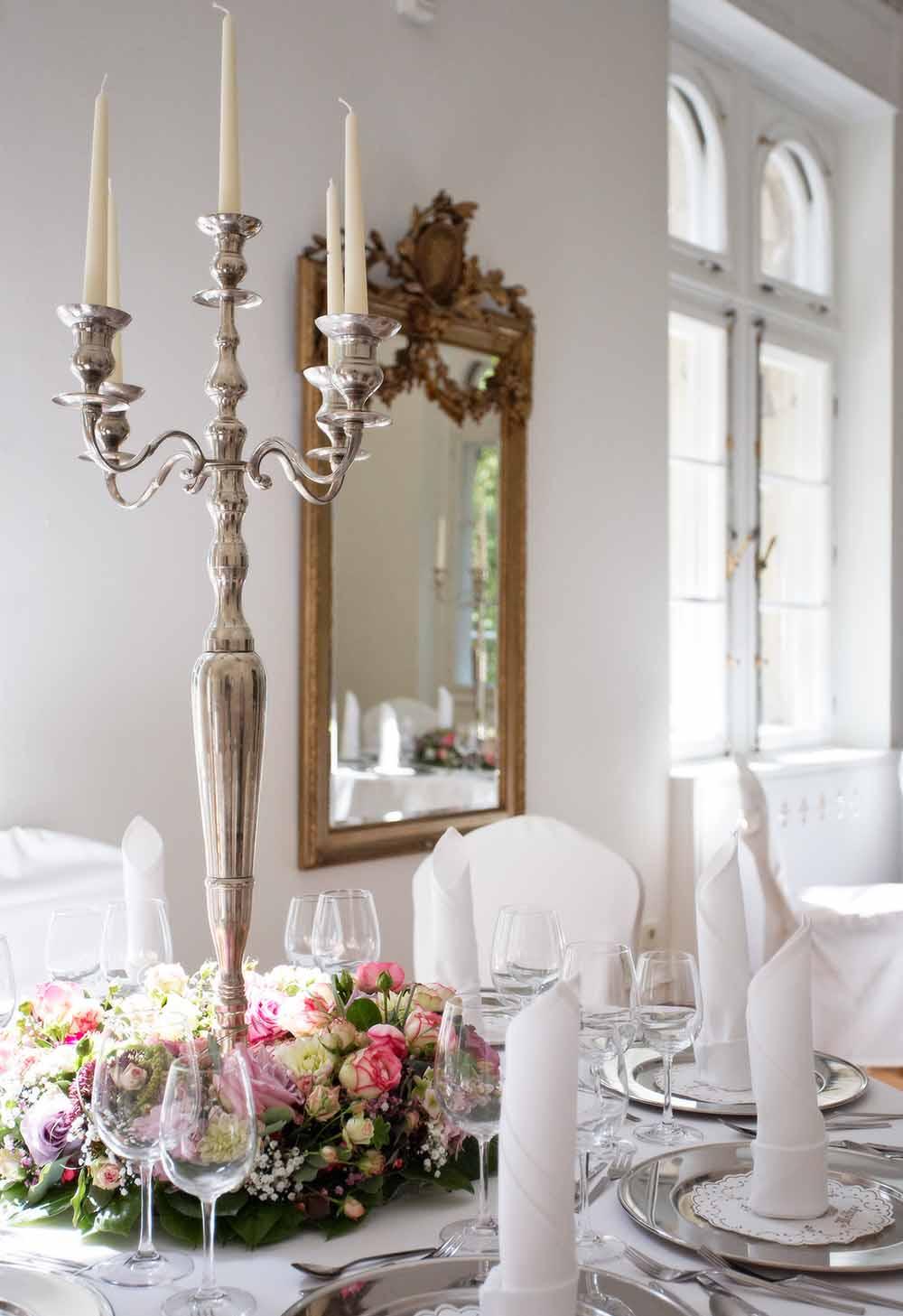 Hochzeit Auf Schloss Vettelhoven Mit Anke Vitali